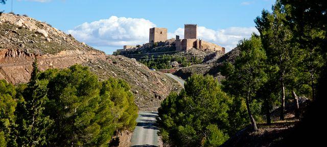 Foto del Castillo de Lorca